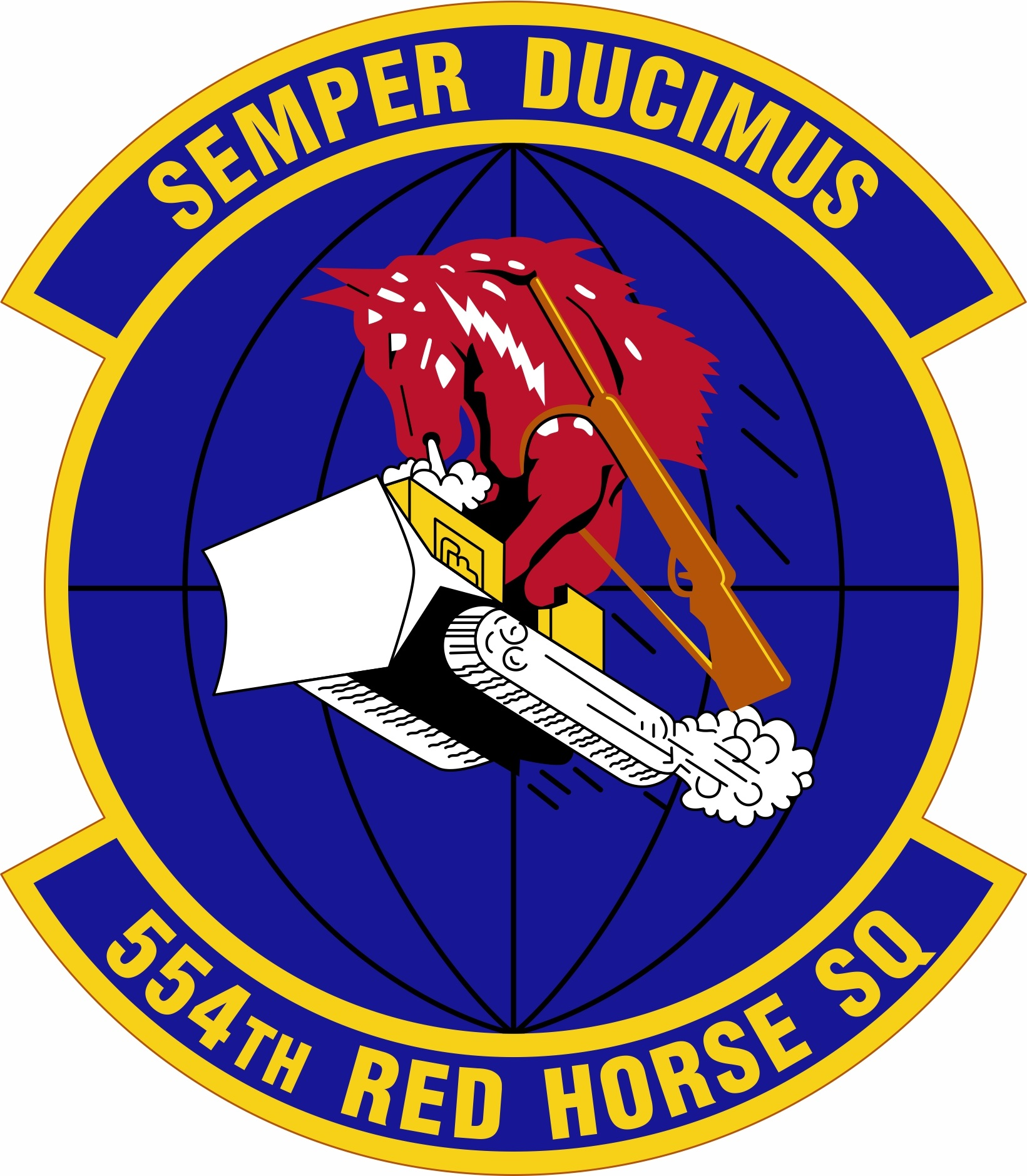 554th Red Horse Squadron